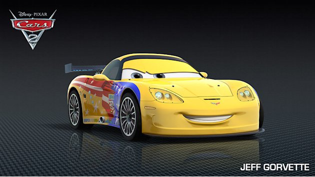 Cars 2 Stills Disney Pixar 2011