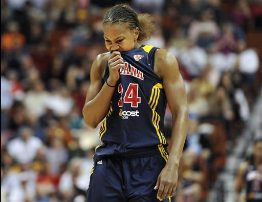 Fever beat Sun 87-71 to advance to WNBA Finals