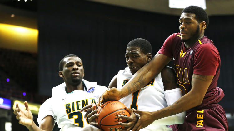 NCAA Basketball: Iona at Siena