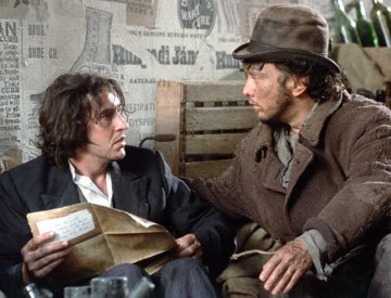 Steve Coogan and Rob Schneider in Walt Disney's Around the World in 80 Days