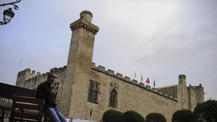 Spain's luxury Parador hotels hit by 2-day strike