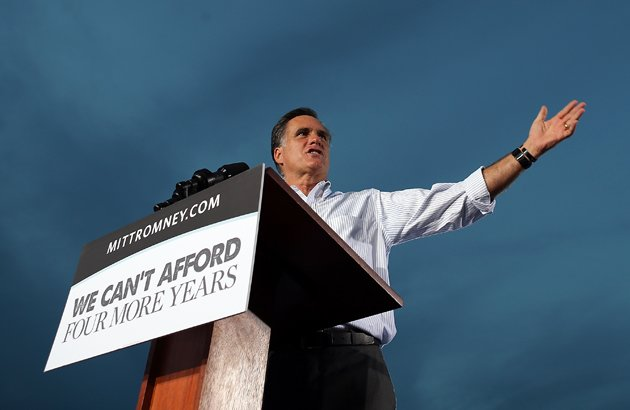 Romney slams Obama foreign policy: 'Hope is not a strategy'