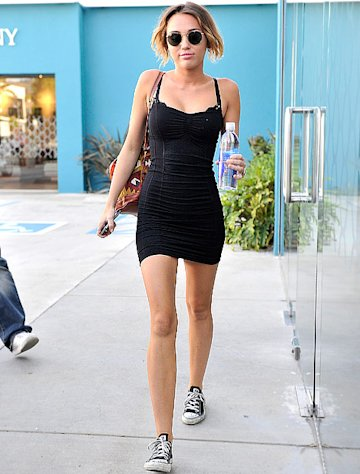 Miley Cyrus: I'm Not Anorexic!