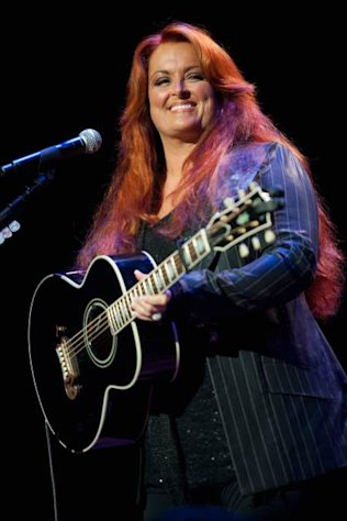 Wynonna Judd performs during Marty Stuart's 11th annual Late Night Jamat the Ryman Auditorium on June 7, 2012 in Nashville -- Getty Images
