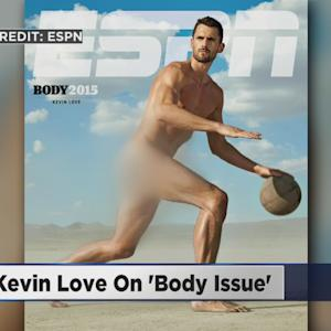 Kevin Love To Appear In ESPN's Body Issue