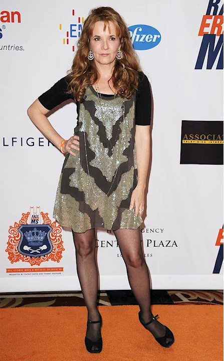 Lea Thompson MS Benefit