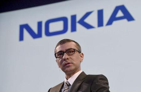 Nokia CEO says French jobs pledge is business as usual