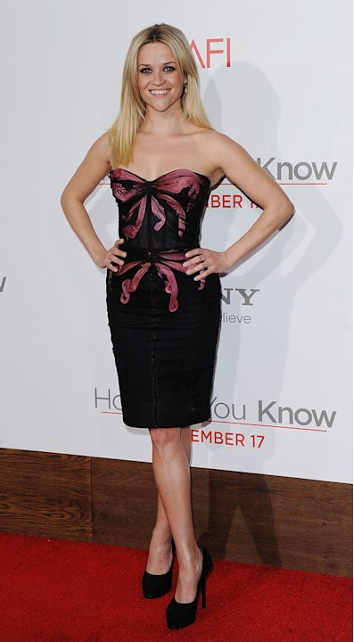 How Do You Know LA Premiere 2010 Reese Witherspoon