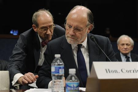 Democrat Jon Corzine