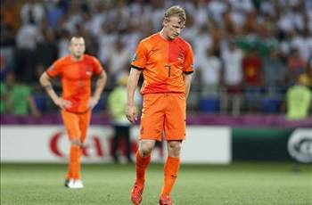 Netherlands forward Dirk Kuyt: We are no longer feared