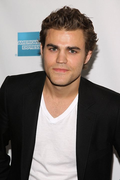 Paul Wesley attends the premiere of &quot;Killer Movie&quot; during the 2008 Tribeca Film Festival on April 24, 2008 in New York City. 