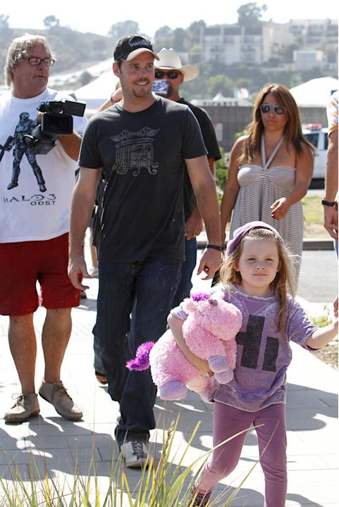 Kevin Dillon Malibu Fair