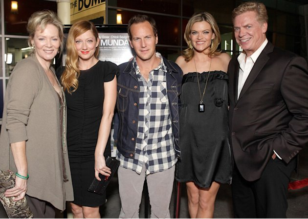 Barry Munday LA Premiere 2010 Jean Smart Judy Greer Patrick Wilson Missi Pyle Christopher McDonald