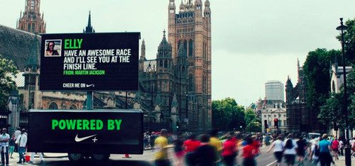 British 10K: Facebook and Nike lets friends cheer you on live as you race. Sports Fitness, Nike, Facebook, Apps, Running 0