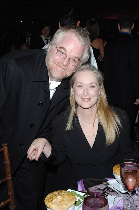 Philip Seymour Hoffman 2007 Meryl Streep