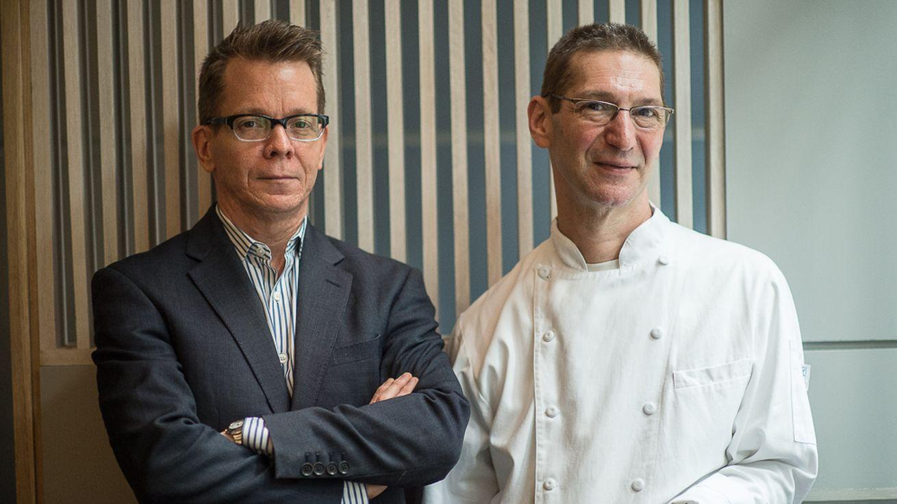 David Waltuck's Élan to Close at the End of the Month