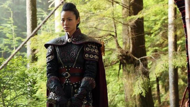 Jamie Chung: 'Once Upon A Time' Gets Really Dark