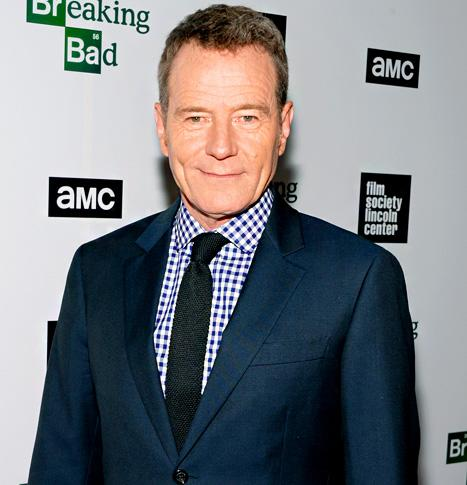 "Breaking Bad Actor Bryan Cranston: Acting is ""My Mistress"""