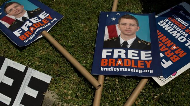 Bradley Manning could be facing a lot of jail time.