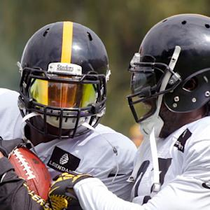 Pittsburgh Steelers plan to play Le'Veon Bell, LeGarrette Blount against Eagles