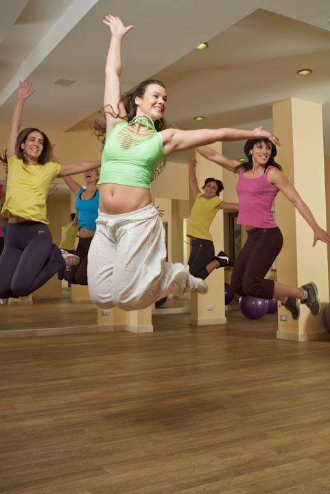 Zumba and cardio dance techniques will be another hot trend at this year's International Fitness Showcase