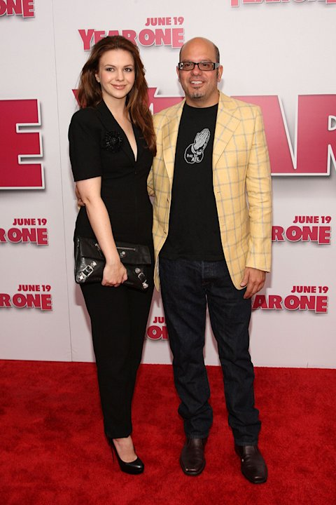 Year One New York premiere 2009 Amber Tamblyn David Cross