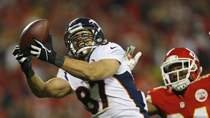 Jets agree to terms with former Broncos WR Decker