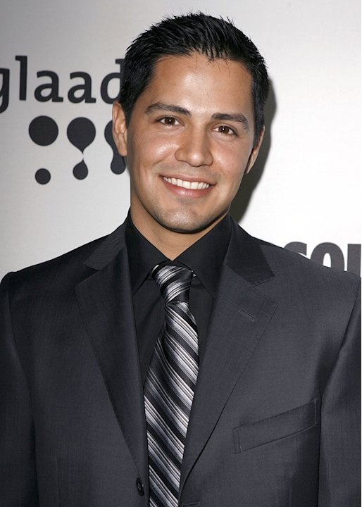 Jay Hernandez at the 17th Annual  GLAAD Media Awards.  April 8, 2006 
