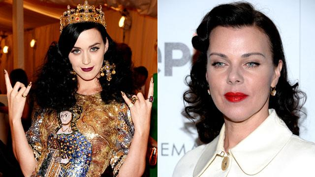 Debi Mazar Loses Out On Film Role to Katy Perry