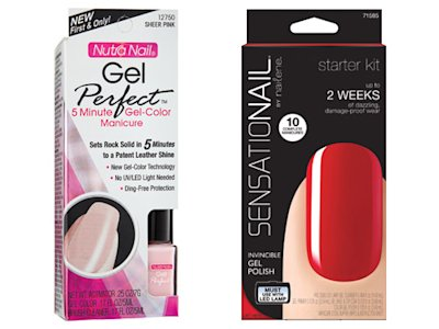 At-home Gel Manicures