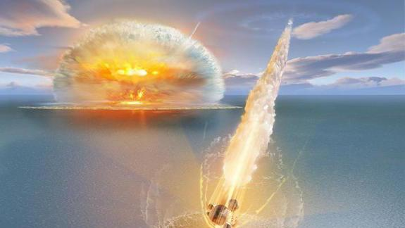 Double Whammy: 2 Meteors Hit Ancient Earth at the Same Time