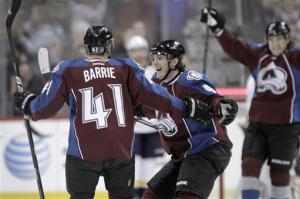 Duchene leads Avalanche past Predators 6-5