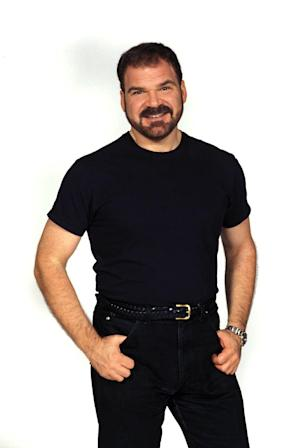 "This publicity photo released by Glenna Freedman Public Relations shows Gerard Alessandrini creator and director of ""Forbidden Broadway: Alive & Kicking"" now performing off-Broadway at the 47th Street Theatre in New York.  (AP Photo/Glenna Freedman PR, Carol Rosegg)"