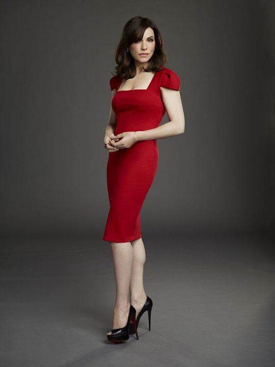 "Julianna Margulies stars as Alicia Florrick in ""The Good Wife."""