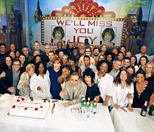 Joy Behar Leaves The View After 16 Seasons With Star-Studded Episode