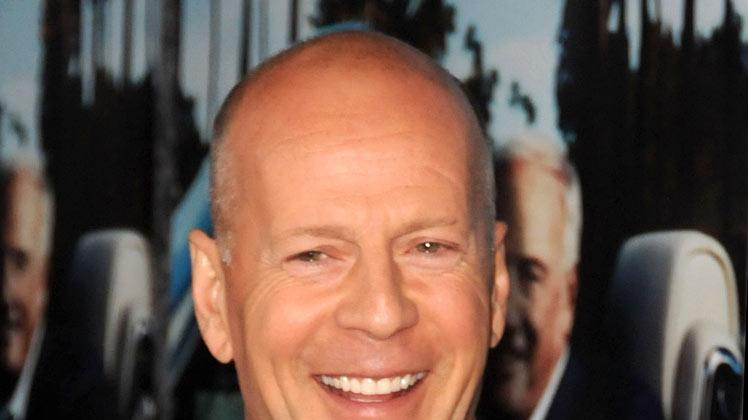 Bruce Willis, Bio Shot, Profile Pic