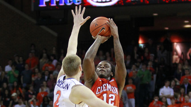 NCAA Basketball: Clemson vs Virginia