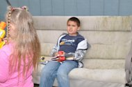 The behavior of your child can affect their siblings too.