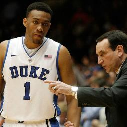 Exclusive: Coach K On Parker, Blue Devils