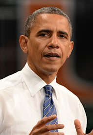 President Barack Obama | Photo Credits: Larry Marano/WireImage