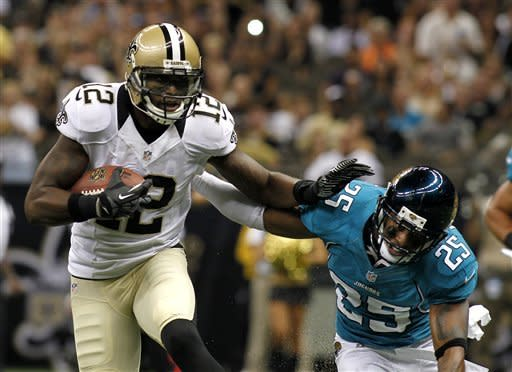Jaguars edge Saints 27-24