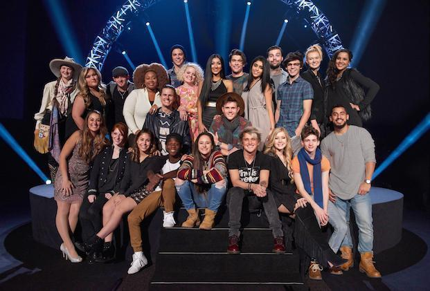 'American Idol' Semifinals, Pt. 1: Here Come the Judges