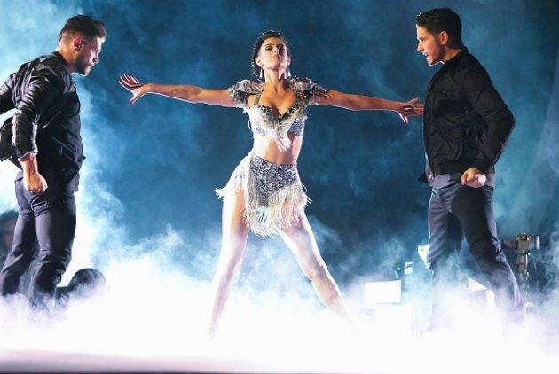 Rumer Willis Channeling Her 'Inner-Beyonce' For 'DWTS'