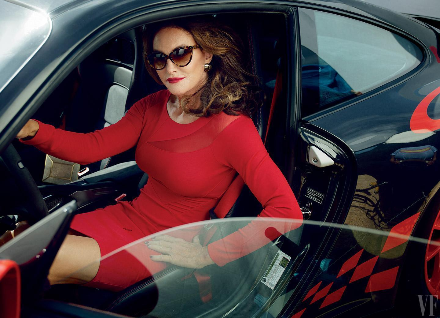 Fashion's Already in Love With Caitlyn Jenner
