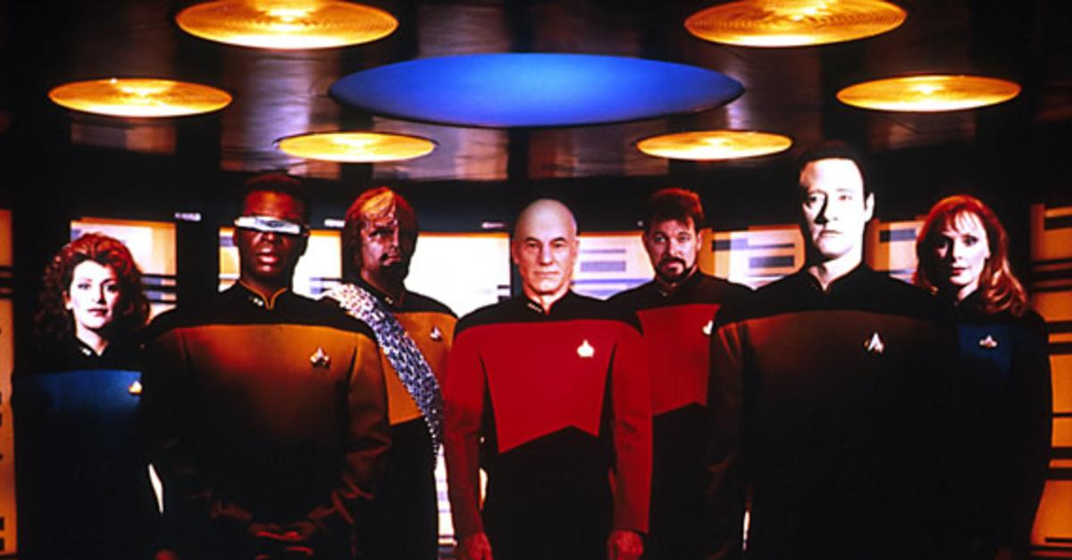 Star Trek: The Next Generation Where Are They Now?