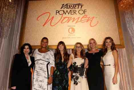 Jessica Biel, Katherine Heigl, Halle Berry, Queen Latifah and Felicity Huffman Prove the Power of Women