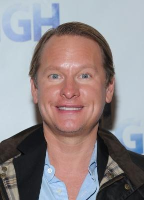 "Carson Kressley attends the Broadway opening night of ""High"" at the Booth Theatre, NYC, on April 19, 2011 -- Getty Images"