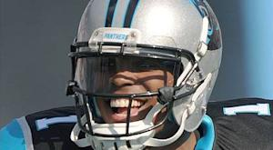 Panthers' Newton has eased early season concerns
