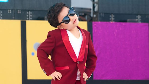 'Little Psy' in 'Gangnam' Spotlight (ABC News)