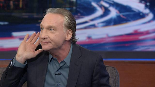 Bill Maher Sheds Some Light On The Shutdown & The Tea Party